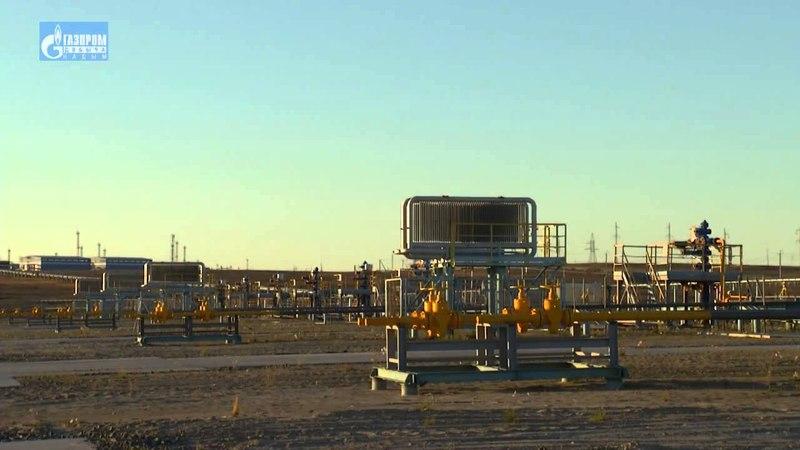 Газпром добыча Надым: Диспетчерский контроль и управление на базе PI System