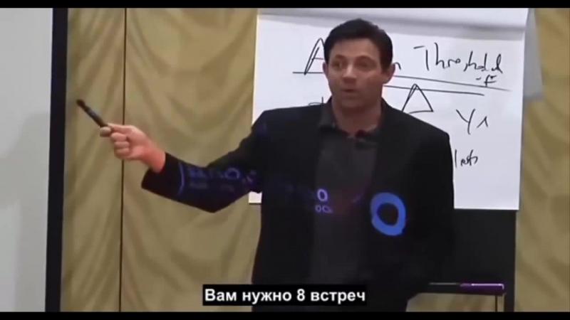 Джордан Белфорт Искусство поиска клиентов
