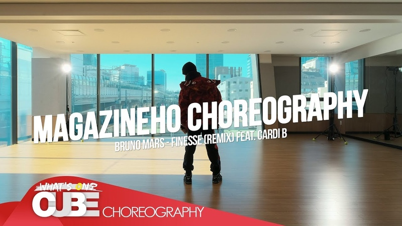 JINHO (진호) - 'MAGAZINE HO' [Choreography : 'Finesse (Remix) / Bruno Mars] ГруппаЮжнаяКорея