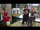 Comic-Con 2018- The 100- Bob Morley And Eliza Taylor Talk Season 5 Ending