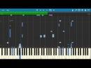 Je t'aime Lara Fabian PIANO TUTORIAL