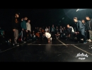 AKATSUKI BATTLE _ HIP HOP 3X3 _ OVERHITZ VS HUSTLA FAM