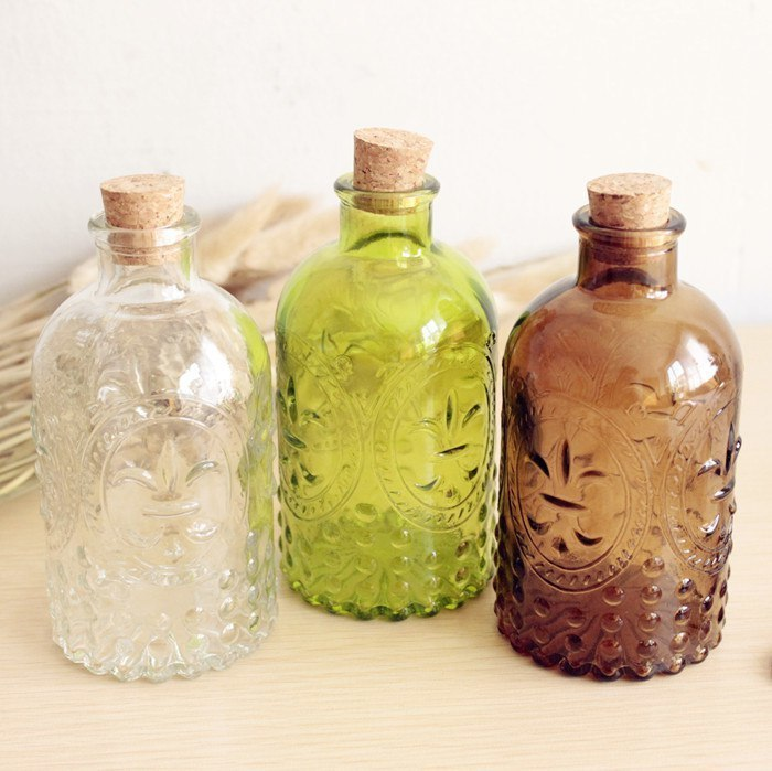 Бутылки -