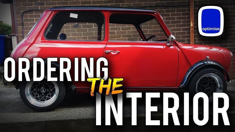 Classic Mini Restoration | Ordering The Interior