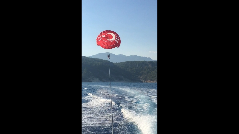 Ох как я боялась лететь В итоге уговорили все кто полетел до меня 😀Ну круто да правда на высоте подташнивало немного🙊