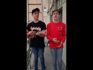 Max and Harvey - cover