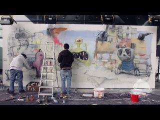 Dulk x Sebas & dirtyface // Munich 2013