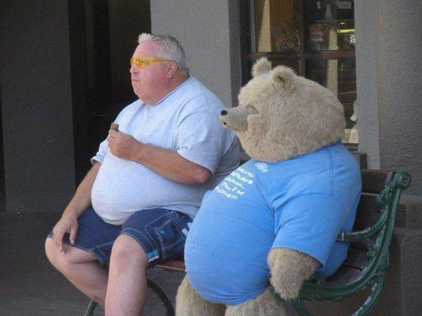 Ted уже не тот