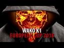WAKO K1 European Cup 2018, 2й день