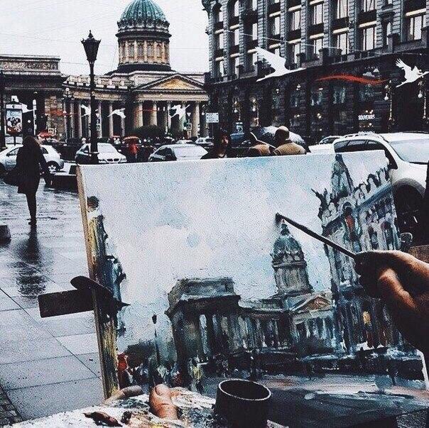 — Saint Petersburg, Russia