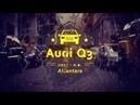 Чехлы для Audi Q3, ромбы