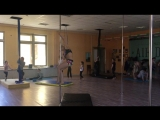 Студия шестовой акробатики