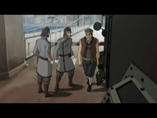 Аватар: Легенда о Корре 3 сезон 6 серия [ТВ-3] Avatar: The Legend of Korra (Русская озвучка)