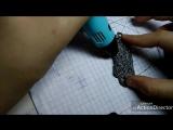 вот видео мастер класс из 3д ручки