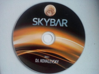 DJ KOVALEVSKY - SKYBAR BIRTHDAY MIX 2013