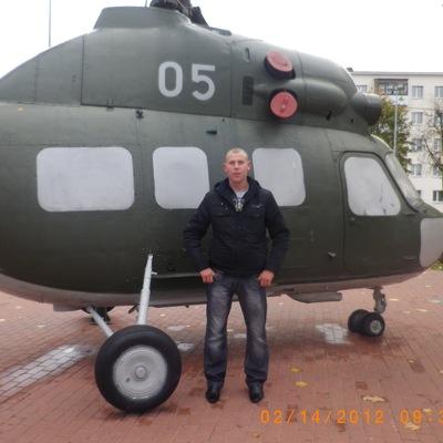 Владимир Ключевский, 29 января 1991, Орша, id203020099