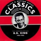 B.B. King альбом Chronological Classics 1952-1953
