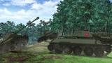 tanks war (girl und panzer) танковые войны (girl und panzer) #coub, #коуб