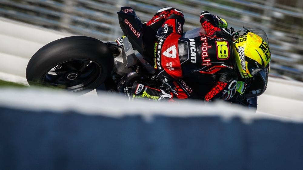 Джиджи Даллинья: «Ducati V4 - лучший мотоцикл для гонок»
