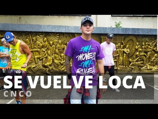 SE VUELVE LOCA by CNCO | Zumba® | Cumbiaton | Kramer Pastrana