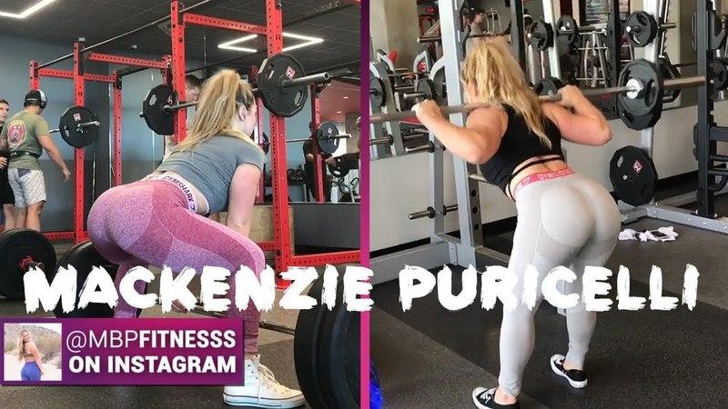 MACKENZIE PURICELLI Workout Motivation