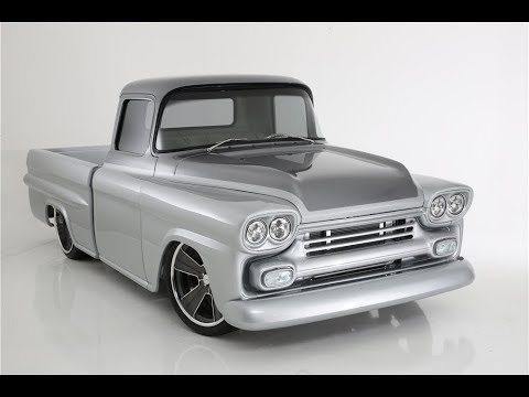 RMD-гараж - крутой Chevrolet Apache и тюнинг трейлера