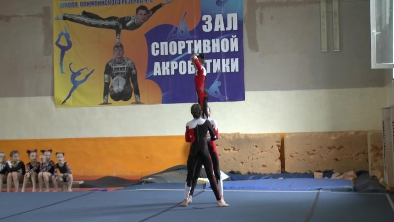 Акробатика соревнования Мозырь