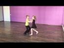 Бальные танцы для детей. Нижний Новгород