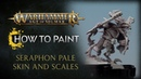 How To Paint: Seraphon Pale Skin and Scales