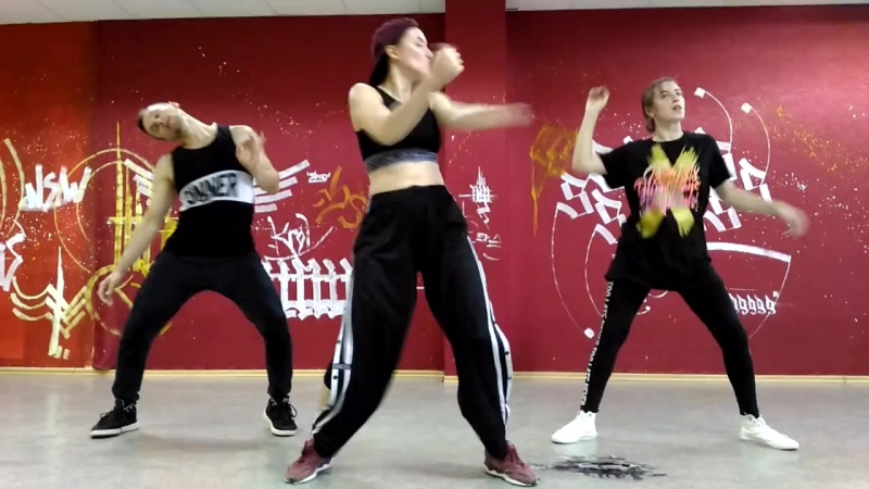 Лиза Саратцева. Choreo: Jake Kodish. Song: Ycee feat. Maleek Berry - Juice