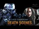 Batman: Arkham Origins - Cold, Cold Heart Game Over Death Scenes