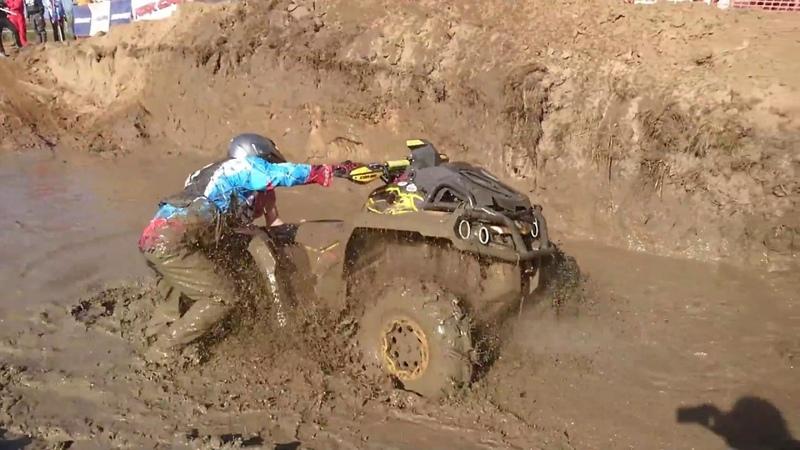 RZR Camp 2018 1-й день. Дисциплина MUD-Racing