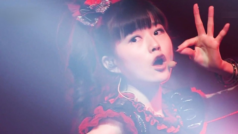 BABYMETAL Awadama Fever「MUSIC JAPAN SPECIAL 2016」