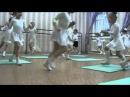 Танцы,танцы,танцуют девчонки и парни). Открытый урок 2014. ч.2