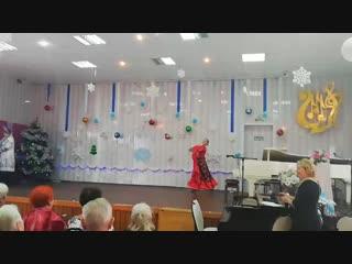 Насырова Арина Малоярославец ДШИ