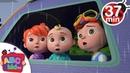 Rain Rain Go Away | More Nursery Rhymes Kids Songs - ABCkidTV