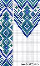 схемы бисероплетения герданы ткачество loom beadwork patterns.  Схема гердана - ткачество / гобеленовое плетение...