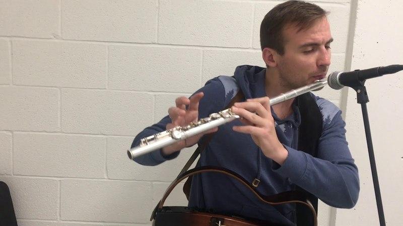 TTC auditions - Fedor Bondar ( Flute, Guitar, jaw harp, loop pedal, flutebox)