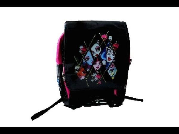 Рюкзак Monster High Lattice - тест-драйв