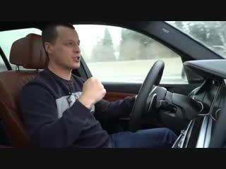 Тест драйв BMW X5 G05 M50D. Очень быстрый дизель