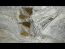 Скатерть которая просится на новогодний стол Марина Кулакова