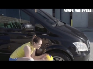 THE PLAYER IS JOKING ! Funny Volleyball Videos (HD)
