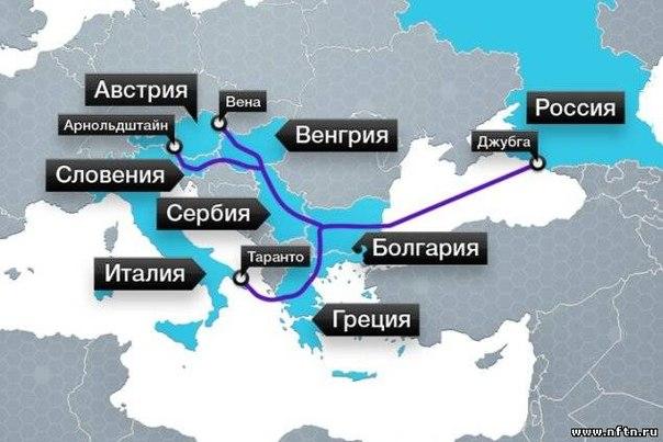 """Строительство газопровода  """"Южный поток """" начнут по графику в декабре 2012 г. Совет директоров  """"Газпрома """" рассмотрел..."""