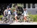 Велосипеды на литых дисках. Очень стильно! Будь в тренде