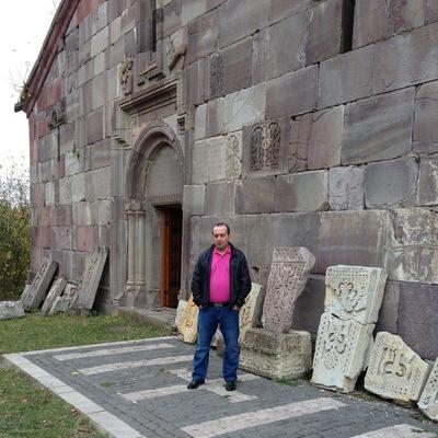 Артак Джагарян, 27 октября 1975, Усолье-Сибирское, id211600522