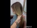 Окрашивание волос 😍