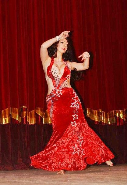 Восточные Платья Для Танцев Фото