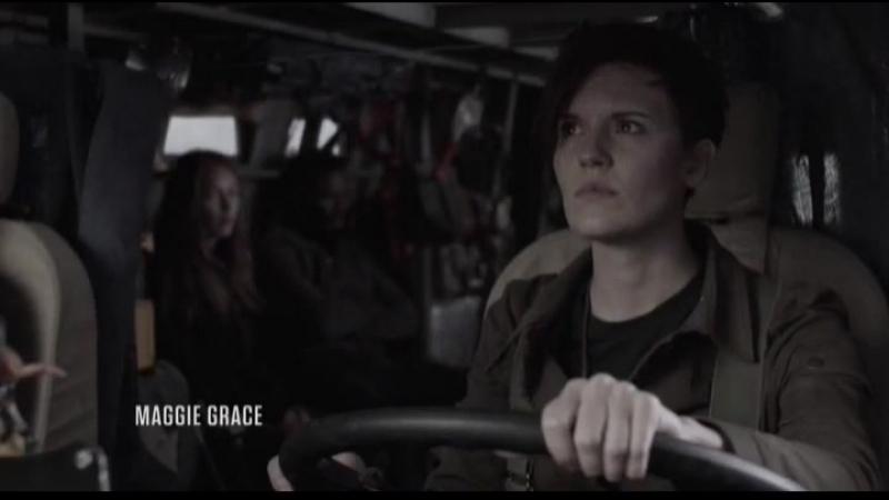 Бойтесь ходячих мертвецов 4 сезон 6 серия Алисия Кларк и Алтеа
