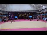 Александра Солдатова мяч(многоборье) Гран-при Марбелья 2019