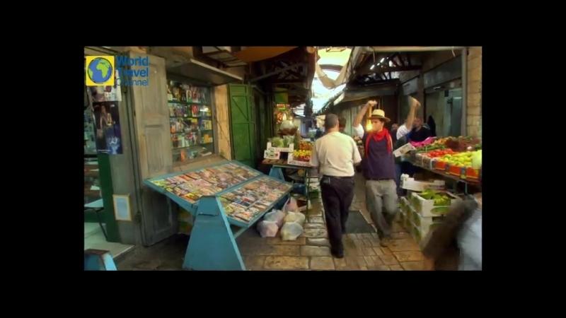 Dünya Çarşıları - 6 - Akko (Acre-Israel)